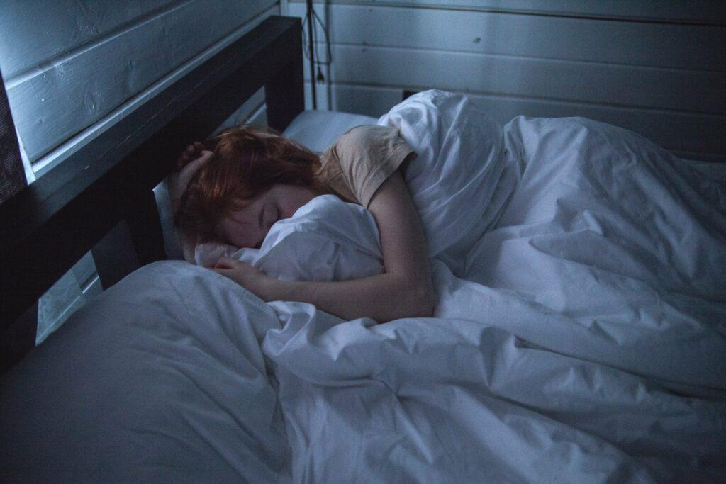 Een goede nachtrust is belangrijk