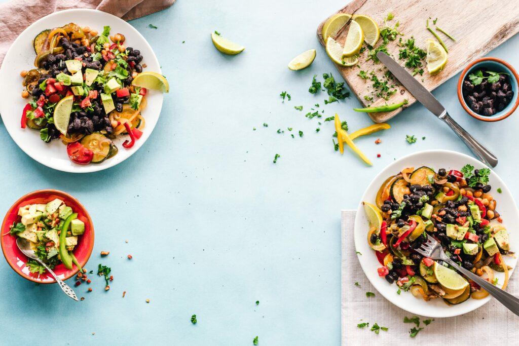 voedingsplan healthy food