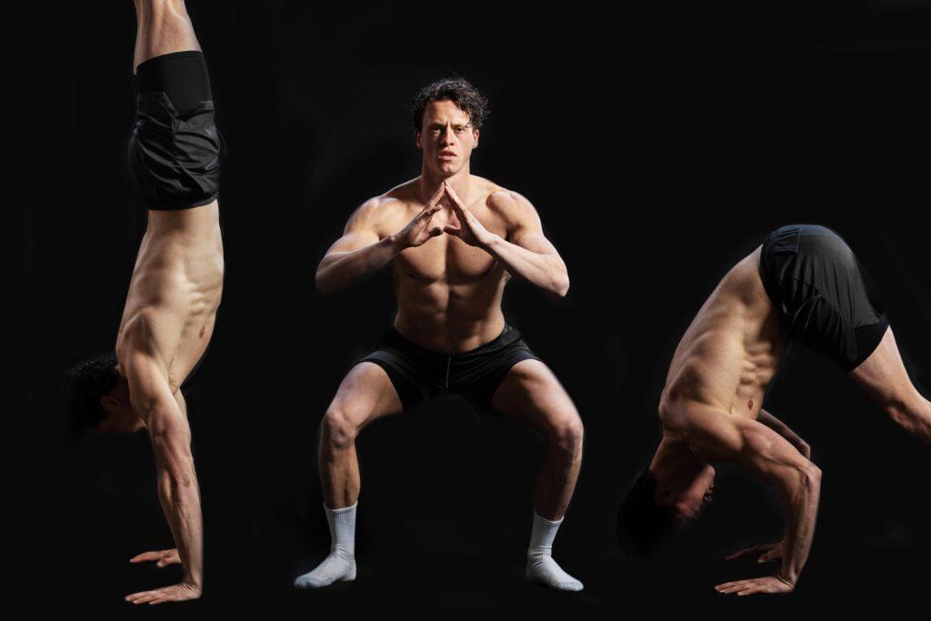 oefeningen met eigen lichaamsgewicht