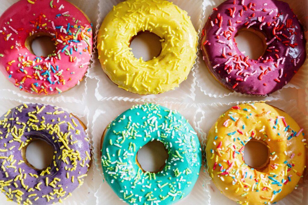 eet minder suikers