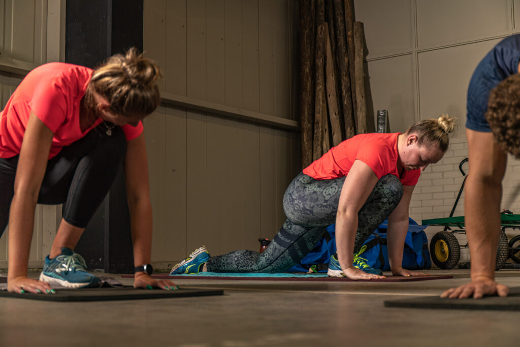 Haal met duo personal training resultaten